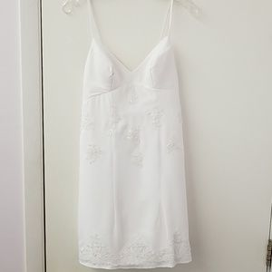 Bridal shower or honeymoon dress